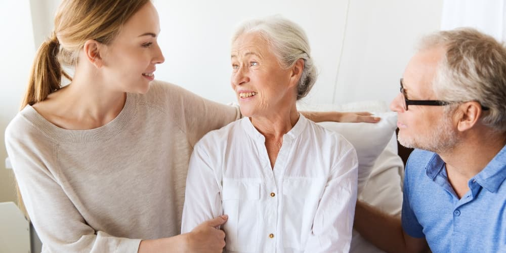Discussing Care Options with Your Loved One - Care For Family