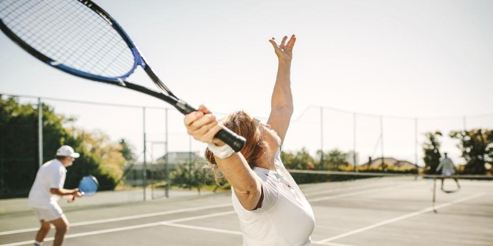 Tennis - Care For Family Blog