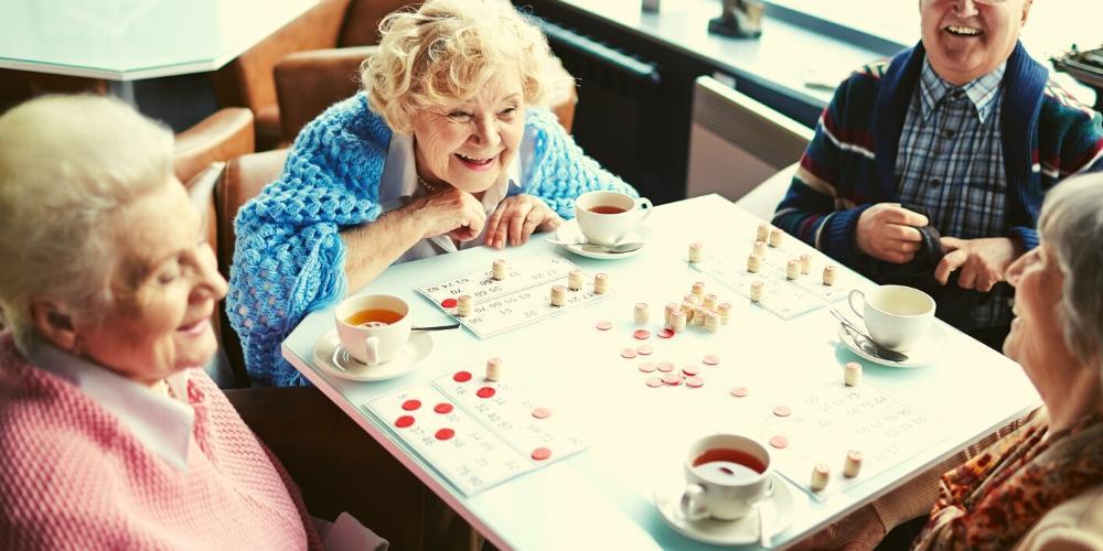 Interest Groups for Seniors - Care For Family Blog